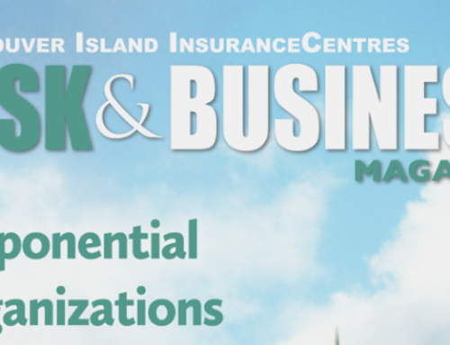 Spring 2016 Risk & Business Magazine