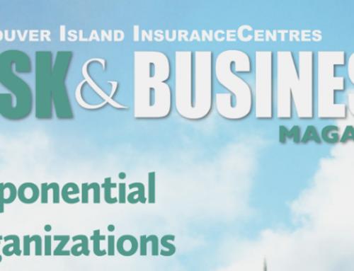 Spring 2016 Risk & Business Magazine