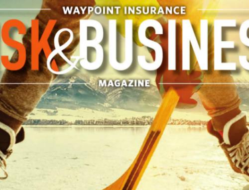 Winter 2017 Risk & Business Magazine
